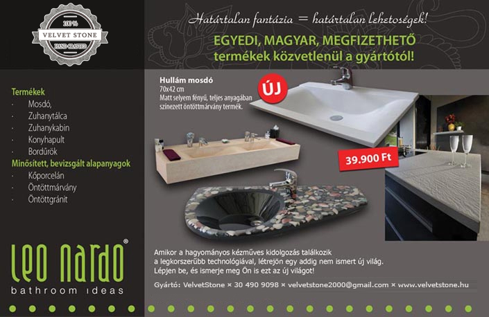 További termékeink megtekinthetők a - Egyedi mosdók 822b975ffa